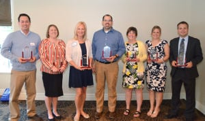 Ladue School District teacher of the year award winners