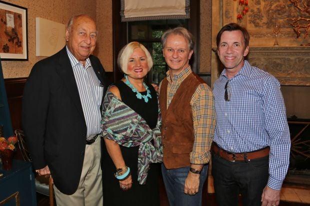 Harold Dielmann, Millie Cain, Alan E. Brainerd, Ken Gerrity