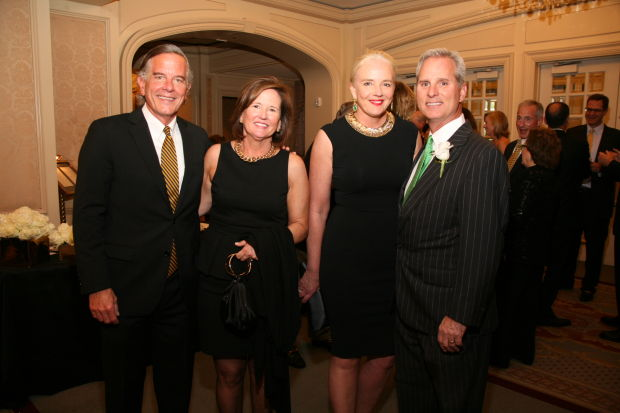 Danny and Susan Ludeman, Joe and Mary Stieven