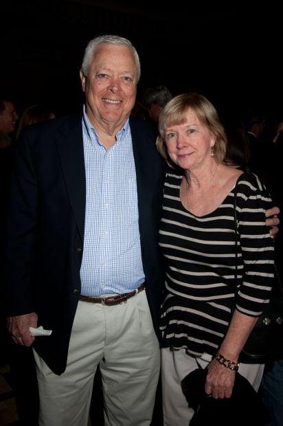 Raymond and Joan Luning