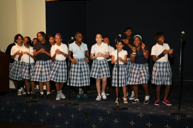 Marian Middle School Choir