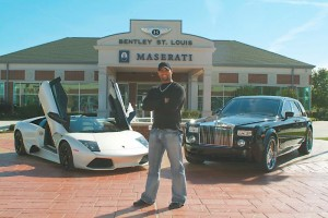 Stars and Their Cars: Albert Pujols