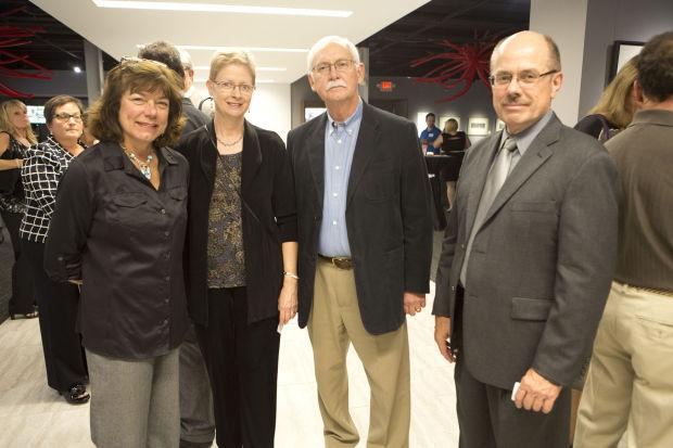 Susan Berthold, Carmen Peirick, Michael Daft, Mark Braun