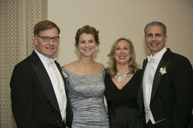 David Dankmyer, Connie Ahrens, Liz and Ralph Scozzafava