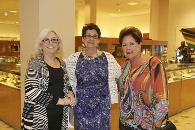 Marilyn Kaufman, Linda Pass, Lynne Beldner