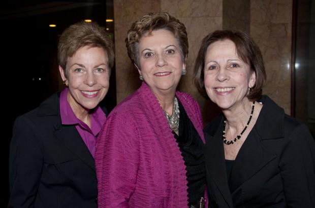 Nina Cissell, Maria Hucker, Elna Trost