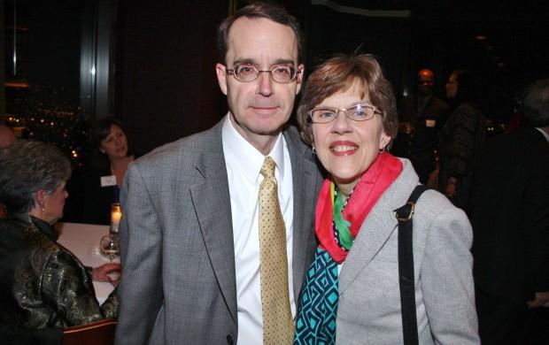 Jon and Sarah Igoe