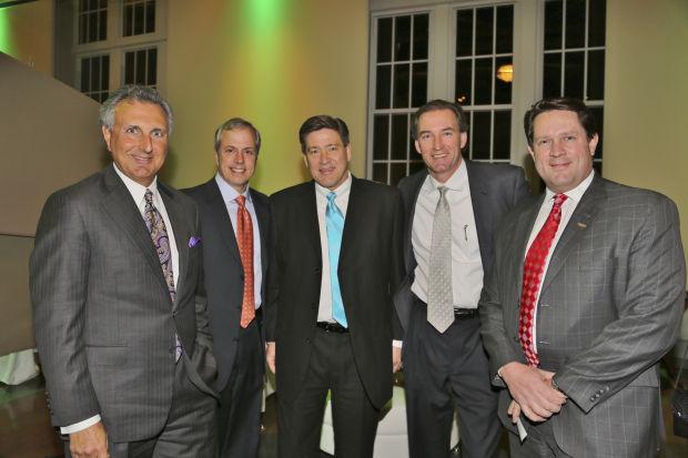 Scott Bazoian, Dave Sadler, Steve Lux, John Meara, Matt Wagner