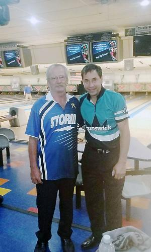 <p>Recently, Bud Young, brother of Cindy Morse, participated in a senior bowl tournament which took place in Aschwaubenon, WI. There were 193 participants in the week long tournament. The championship game was televised. Earlier in the tournament, Young was sitting in 143rd place and needed to improve to 63rd place in order to move on to the next round.</p><p>Young wouldn't make it into the next round, but he was invited back to the senior bowl tournament next year, which will take place in Las Vegas, Nevada.  </p><p></p>