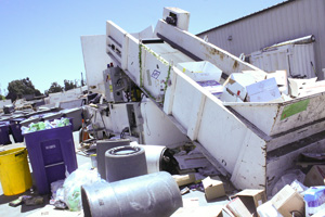 University reduces, reuses, recycles