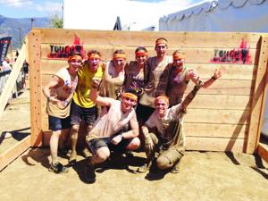 LMU students take on Tough Mudder