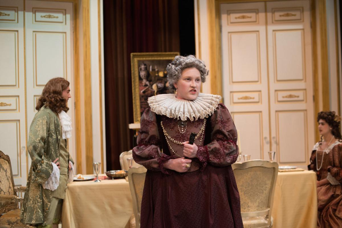 an analysis of the challenges in the original production of tartuffe by moliere (madison, nj) -- the shakespeare theatre of new jersey begins its 56th season with its first main stage production, tartuffe artistic director bonnie j monte will direct this masterful french .