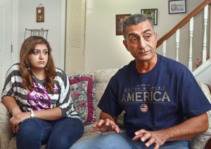 Iraqi cameraman who worked for CBS adjusting to life in Lancaster County, his new home
