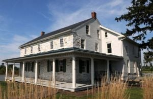 Group says more money needed for restoration of historic Stoner House in Manheim Township