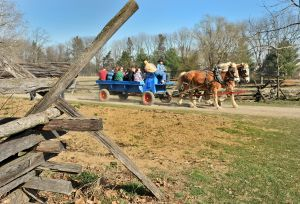 Landis Valley Charter Day File photo