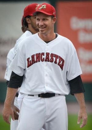 Brodie Downs rejoins Lancaster Barnstormers for 2014