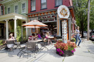 Chestnut Hill Cafe becomes a West End gathering place