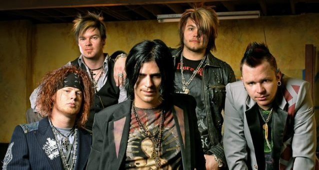 Hinder Makes It Personal At Chameleon Entertainment