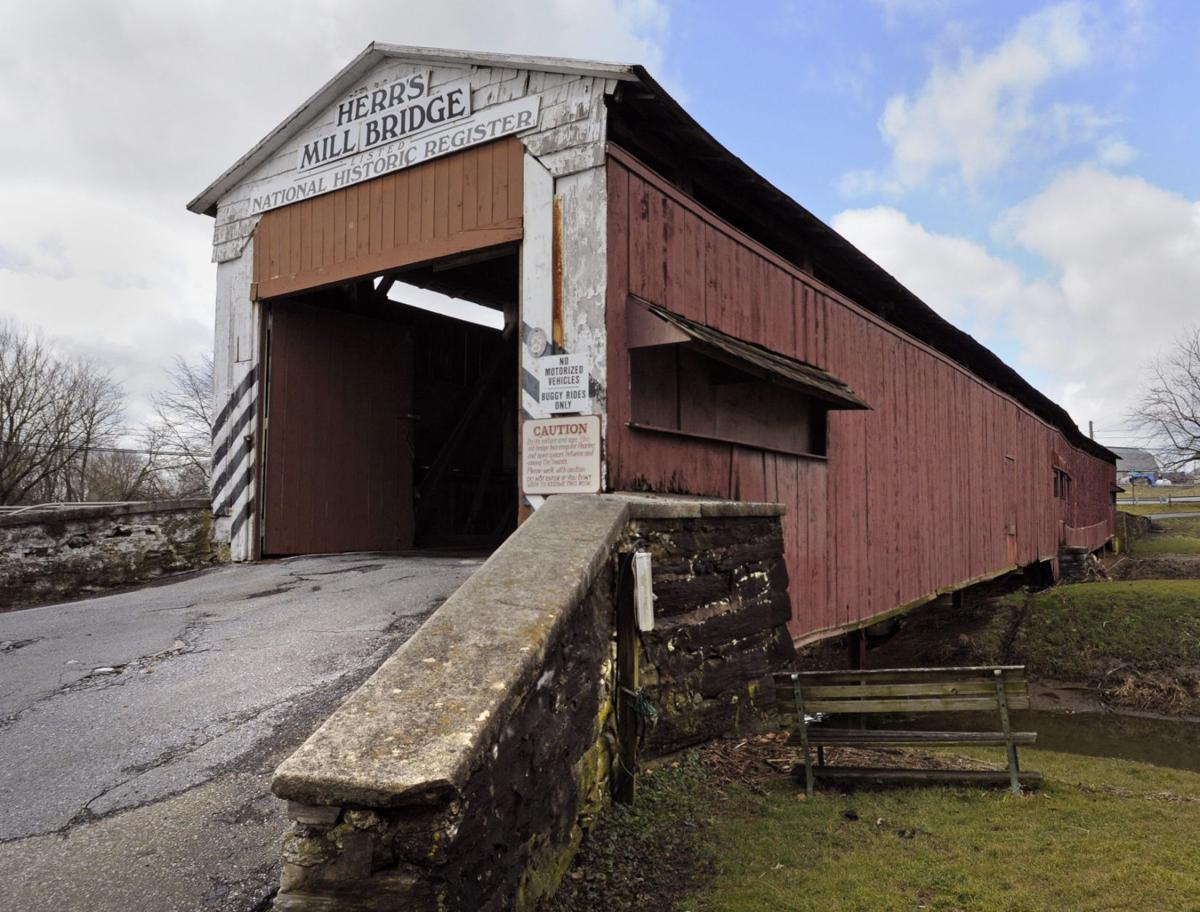 Metal Covered Bridges : What are lancaster county s most threatened historic