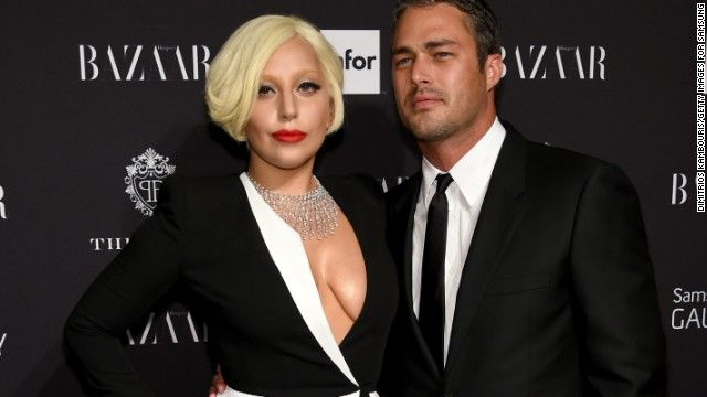Report: Lady Gaga And Taylor Kinney Look For A Wedding