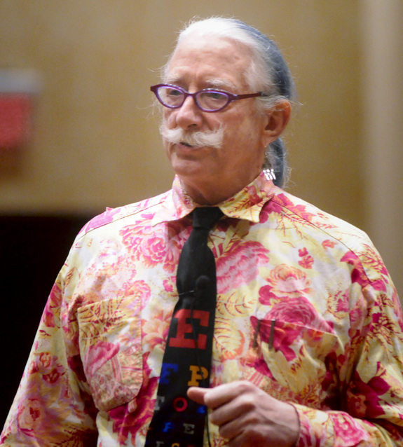 Patch Adams Brings His Vision For Future Of Health Care To