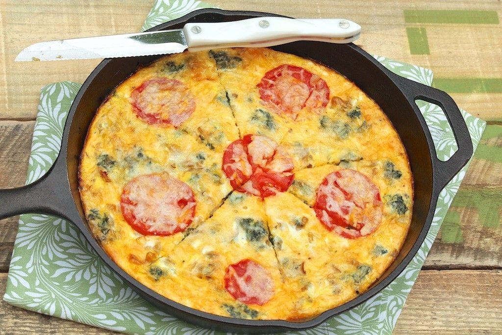 Fountain avenue kitchen versatile eggs in spotlight with for Luxury quiche