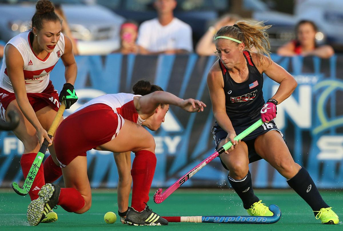 Usa Field Hockey Training To Be The Best Physically