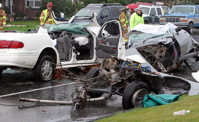 Car Accidents Common Pleas Court