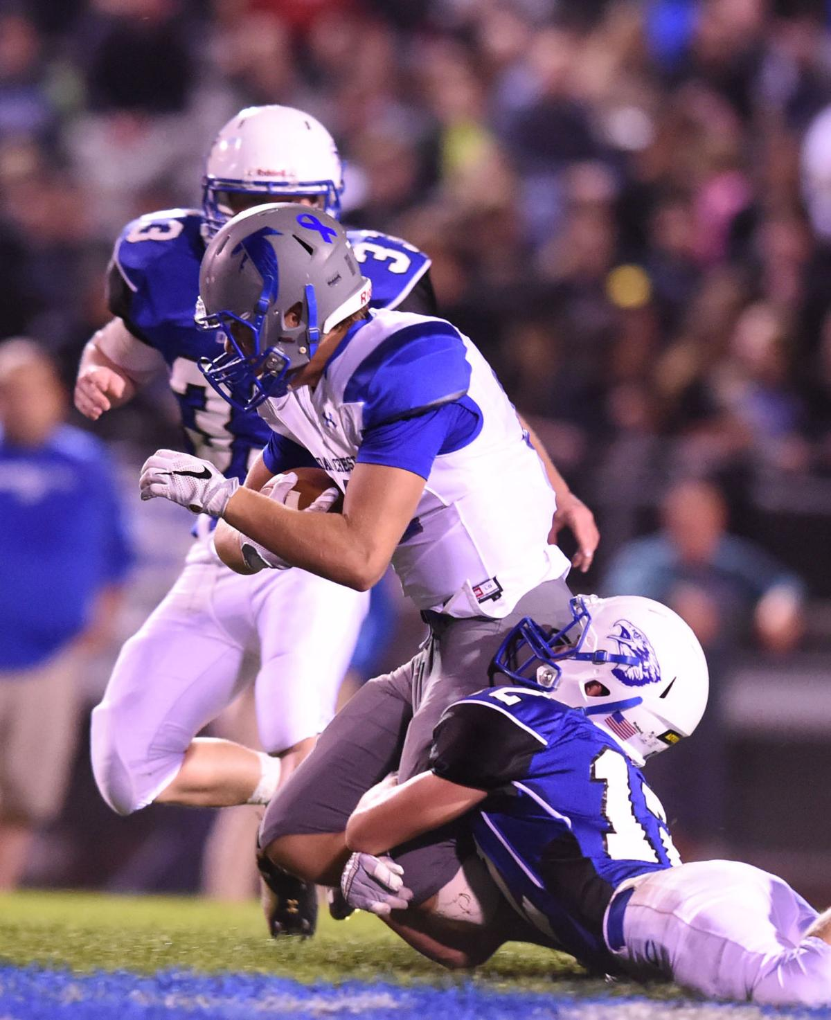 Cocalico Seizes 22-13 Win Over Cedar Crest In Section 2