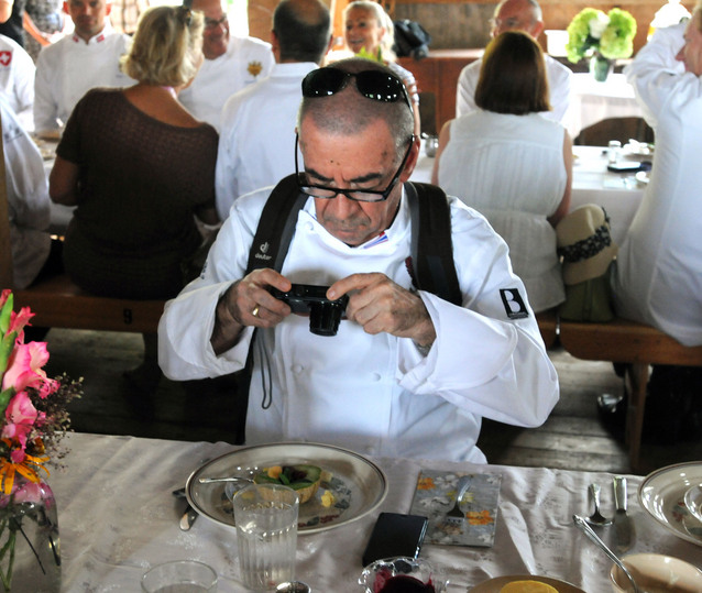 Top Chefs From Around The World Dine In Amish Barn In