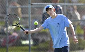 Boys' tennis: Hempfield vs. Manheim Township