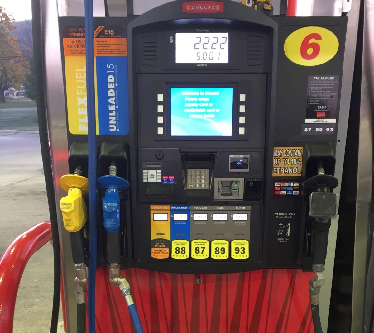 E85 Gas Stations >> More Lancaster County gas stations are selling 'cleaner' fuel; Here's what you need to know at ...