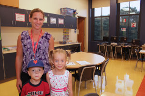 Students, parents, staff thrilled with Fulton school renovations