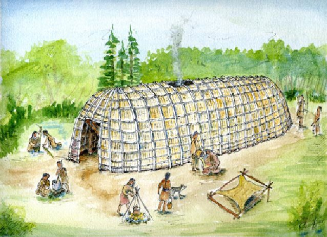 Plans To Build Native American Longhouse At Hans Herr Site