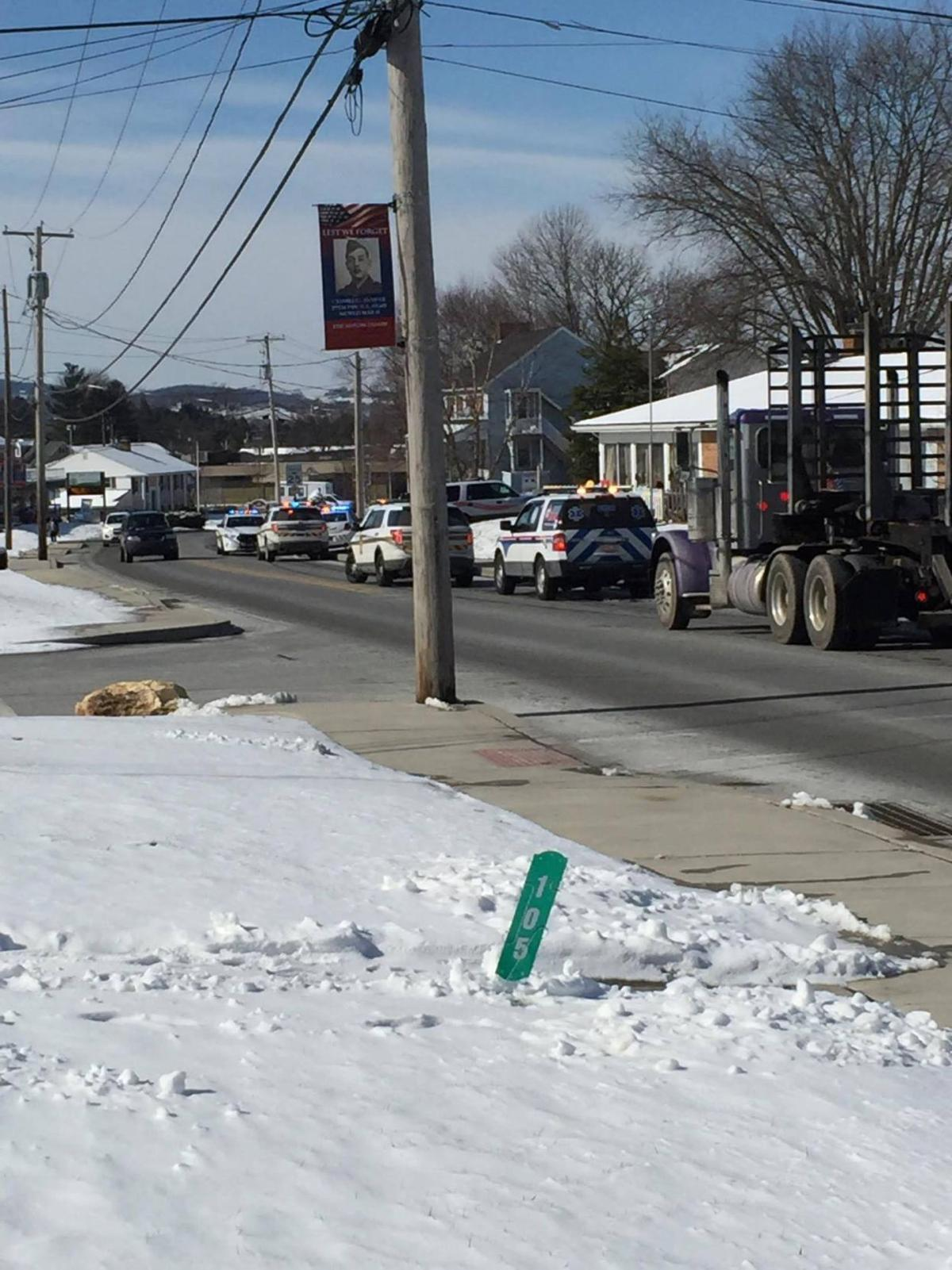 quarryville borough police investigating afternoon stabbing incident