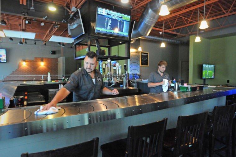 Sports Bar Opening Monday At The Sandwich Factory Sports