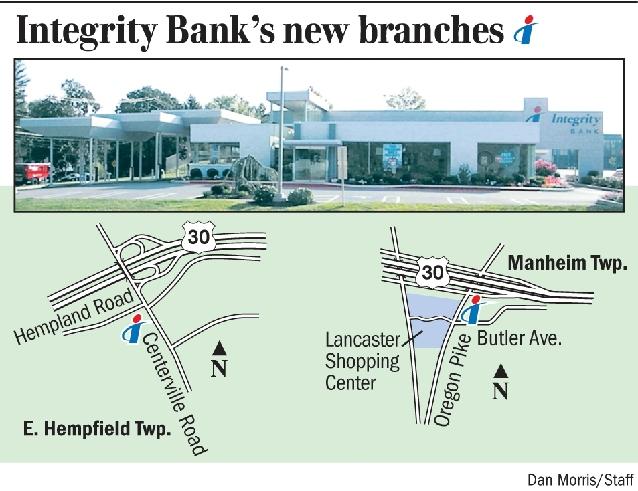 Integrity Bank - Lancaster, Pennsylvania - Bank | Facebook