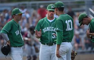 Three county teams seek district gold in baseball