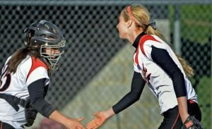 Warriors Top Mules in  LL Softball