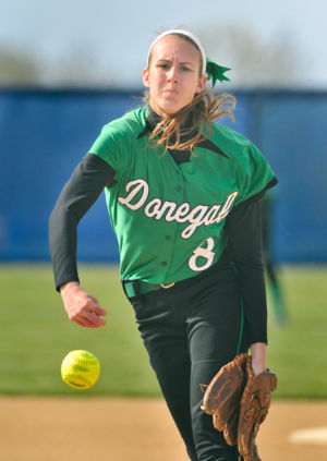 L-L SOFTBALL: Donegal maintains edge over Pioneers