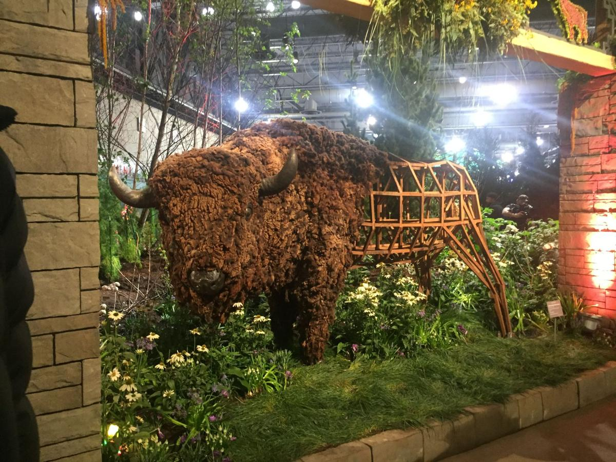 A first look at the 2016 Philadelphia Flower Show | Home + Garden ...