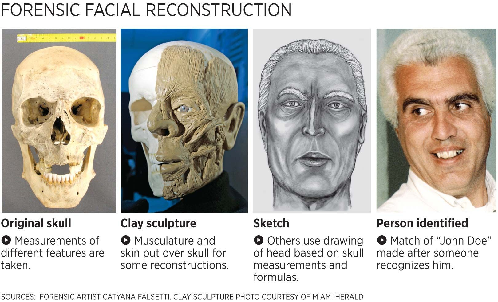 Love csi forensic facial reconstruction that