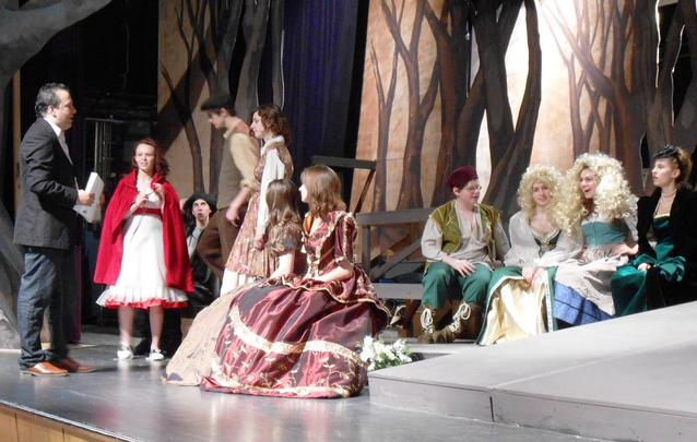 Ephrata High School to present 'Into the Woods' - LancasterOnline ...