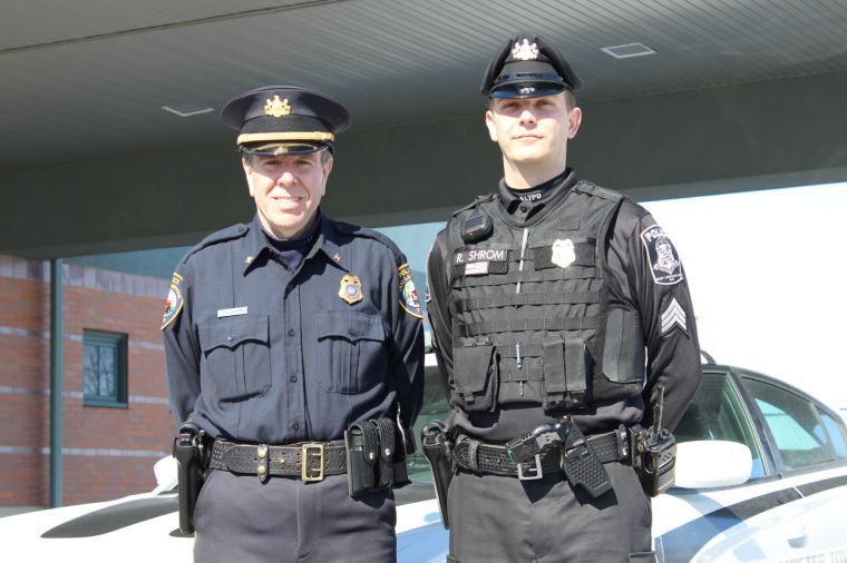 New uniforms, patches for East Lampeter police | Local ...