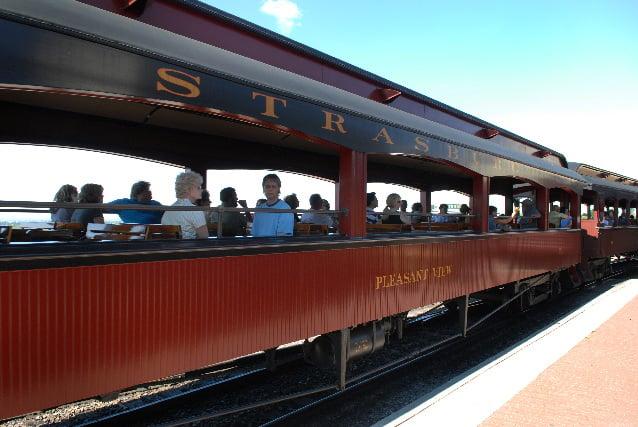 Strasburg Railroad President S Car