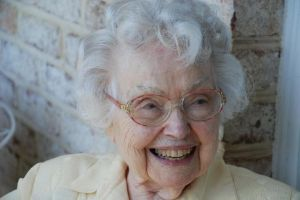 At 100, she's 'passionate about the future'