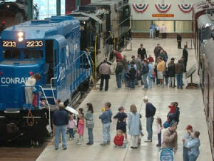 Railroad museum lays off 9