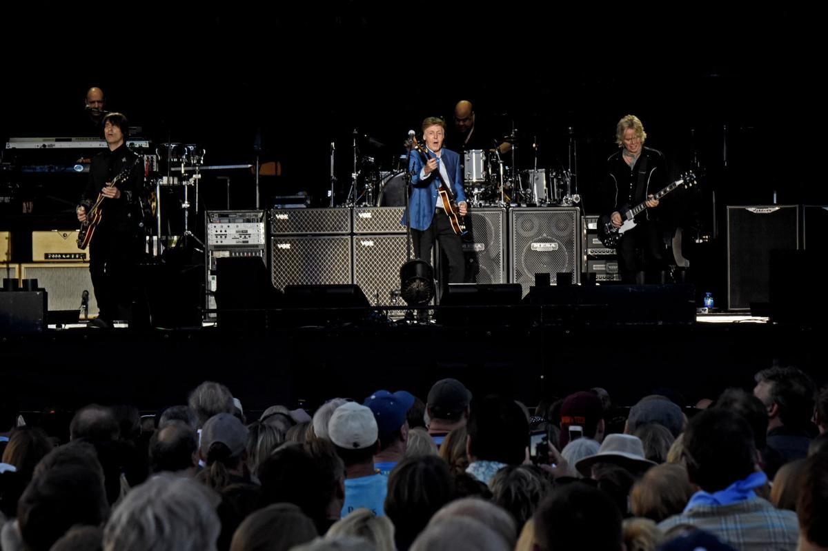 McCartney Concert