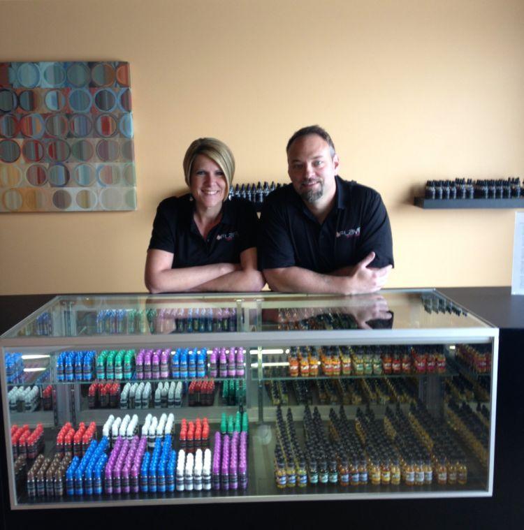 The Inside Track Lancaster Pa: Flavr Vapor Lounge Opens Outside Lancaster: E-cigarette