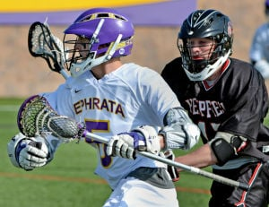 BOYS' LACROSSE: Mounts live up to billing